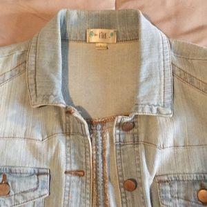Jackets & Blazers - Blue jean jacket